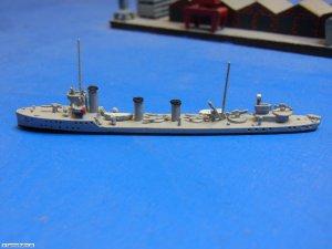 Resin 1934//40 HP Models 1:700 Waterline Norway-Navy Minenleger Olav Tryggvason