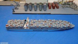 Arctic Schlepper AL 41 Albatros Schiffsmodell 1:1250 SHPI46 å *