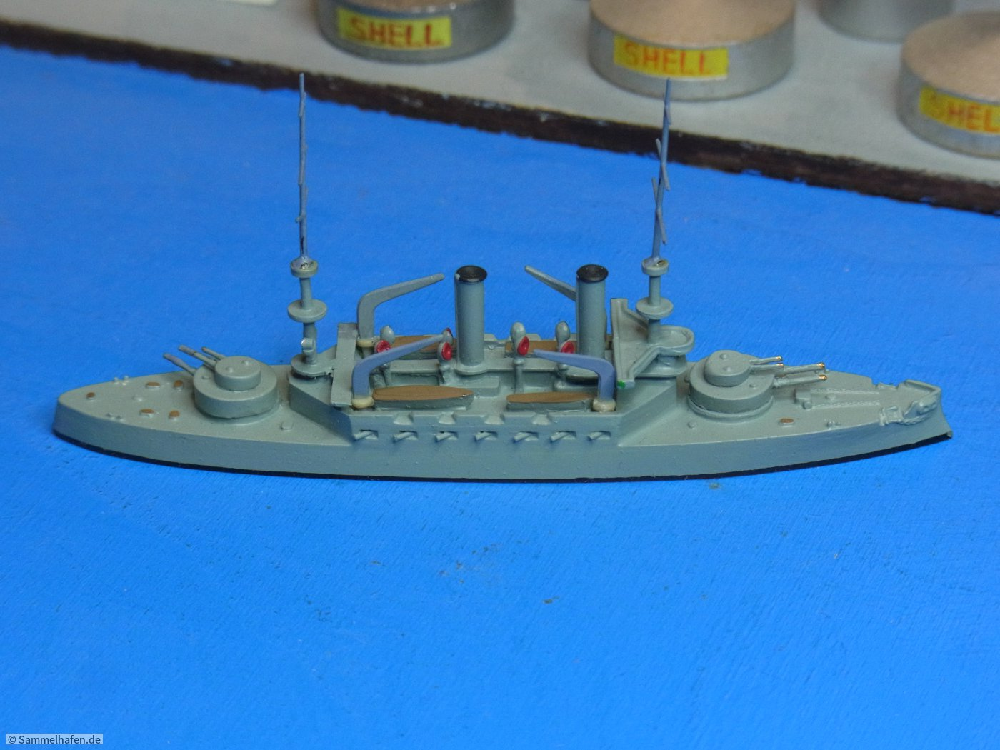 USS Kearsarge BB-5 1901